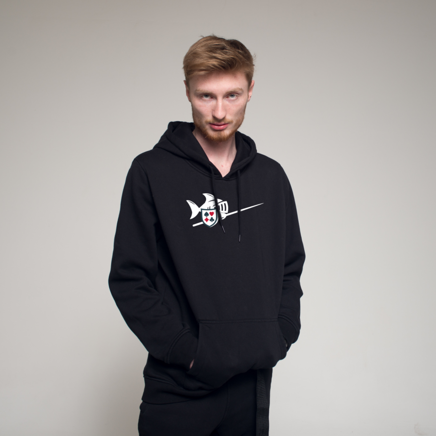 Pokerfish chillout hoodie
